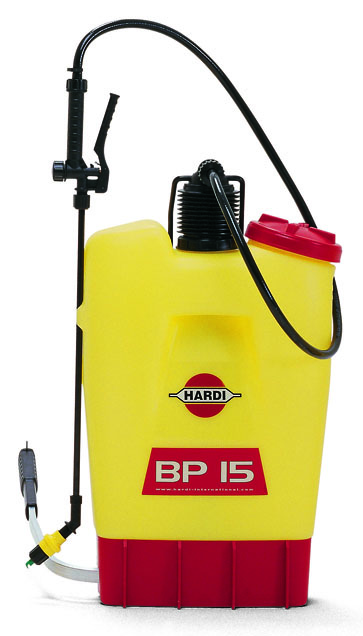 HARDI BP-15 BACKPACK SPRAYER