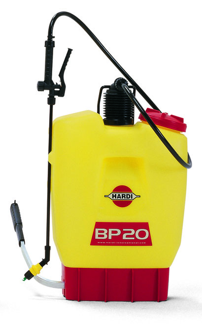 HARDI BP-20 BACKPACK SPRAYER