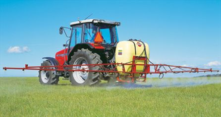 N-105 BASIC SPRAYER, NO BOOM